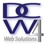 DCW4 Web Solutions Logo - Color